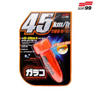 (소프트99)글라코 유막제거제/발수코팅 세차용품/G-4