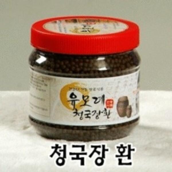청국장환 500 g /국산콩/ 배가 홀쭉 즐거운 아침 상품이미지