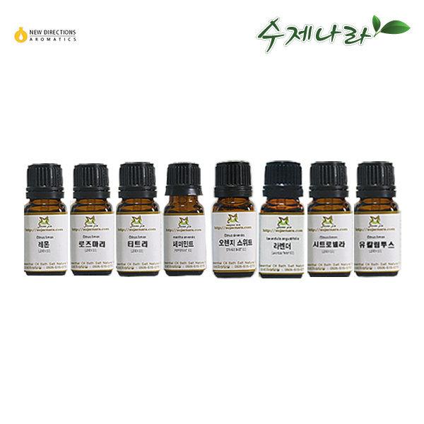 아로마오일/라벤더/페퍼민트/레몬/로즈마리/티트리/ 상품이미지