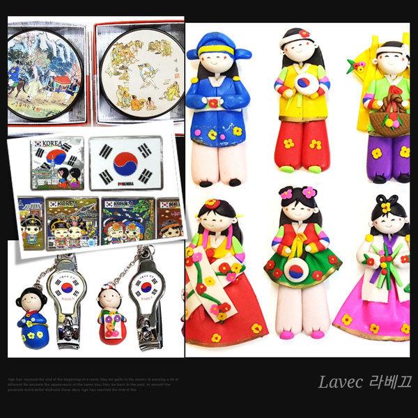 칼라믹스 냉장고자석(10개)/한국관광기념품유학생선물 상품이미지