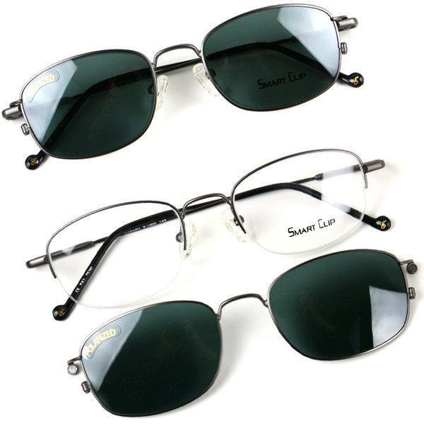 최고급 안경착용자용 (안경테+MAGNET) 편광선글라스 상품이미지
