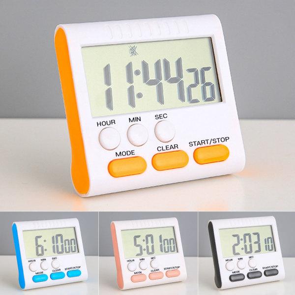 패션 스톱워치+시계  수능시계/쿠킹 타이머/알람시계/탁상시계/디지털.전자시계/초시계/스포츠시계/판촉물 상품이미지