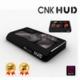 CNK HUD HeadUpDisplay/네비게이션/지니맵/앞유리에 정보표시/네비연동/야간/전방주의/속도계 상품이미지