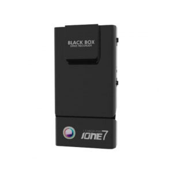 아이원컴퍼니  IONE 7 블랙 블랙박스 / SD 8GB / 130만화소 CMOS / 120도 화각 / 급발진 유무감지 상품이미지
