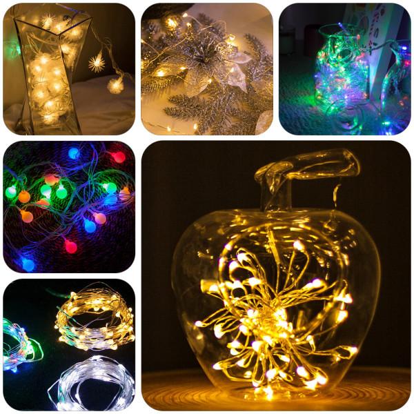LED 크리스마스 장식전구모음 소품 트리장식 트리조명 상품이미지