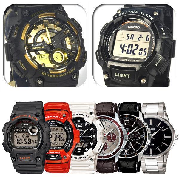 카시오정품 AE-1400WH-1A 전자시계 손목시계 군인시계 상품이미지