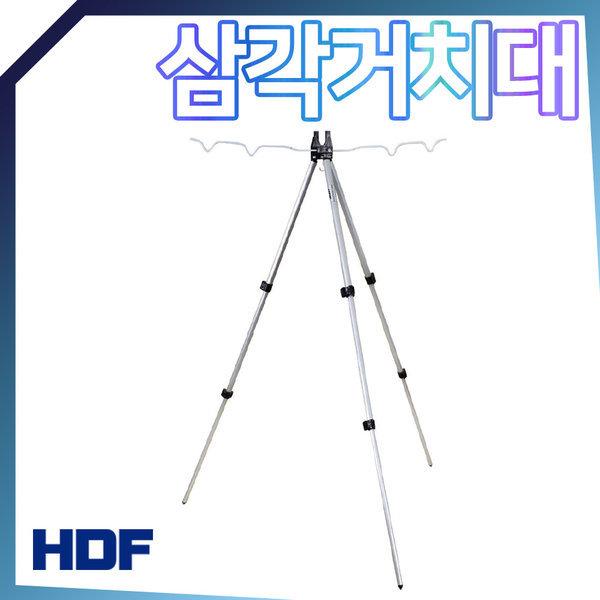 해동 낚시대 삼각거치대 HA-921 원투 낚시대 받침대 상품이미지