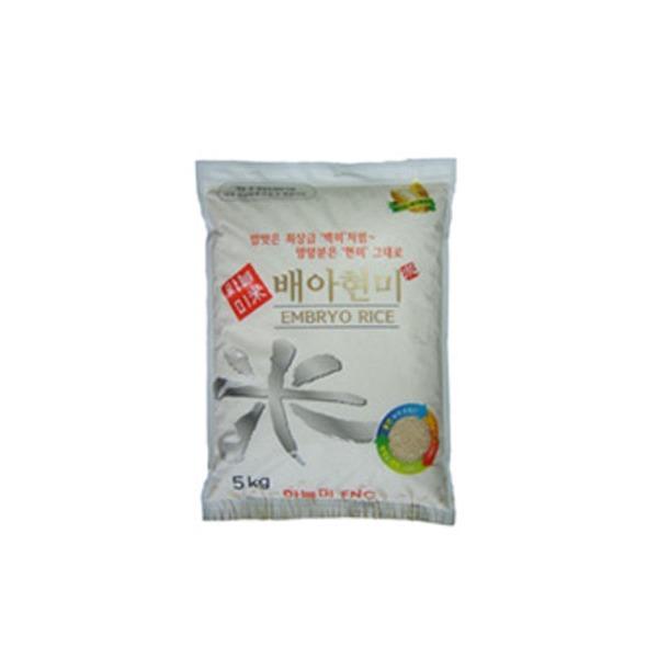 하늘미배아현미 10kg/맛은백미 영양은 현미맛 그대로 상품이미지
