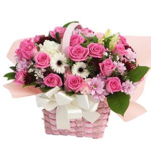 전국당일꽃배달 꽃바구니 생일기념일 성년의날선물