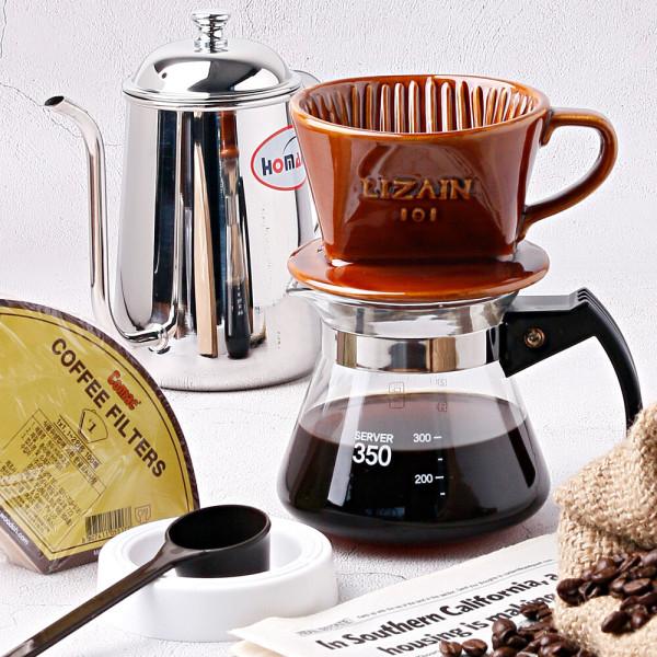 바리스타 핸드드립세트+드립포트 풀패키지 커피용품 상품이미지
