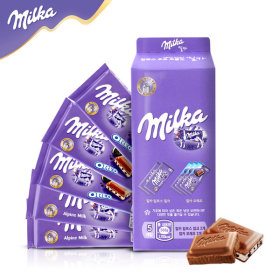Milka Chocolate Valentine's Day special pack (Milka eco pouch)