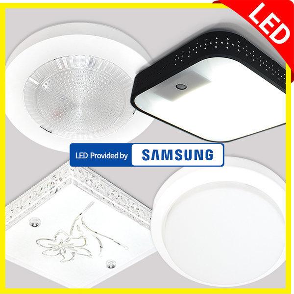 국산 LED센서등/직부등/조명/전등/조명등/현관/등 상품이미지