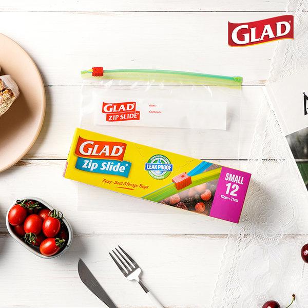 GLAD 글래드 집슬라이드 세트(소형+대형)/지퍼백 상품이미지