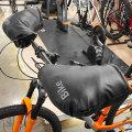자전거 핸들커버 방한커버 핸들토시 핸들덮개 손잡이커버 방한장갑대용 자전거용품/부품