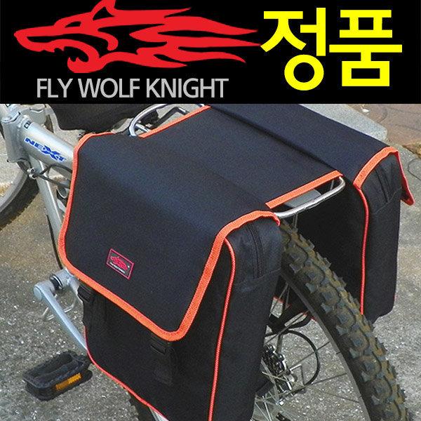 여행용 자전거안장가방 짐받이 캐리어 투어백 패니어 상품이미지
