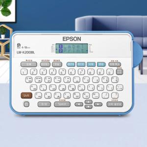 EPSON 라벨기/정리정돈 필수/네임스티커/스티커라벨기