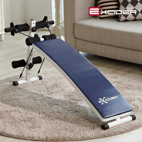 멀티싯업벤치 ST-Y3 복근운동기구 윗몸일으키키 상품이미지