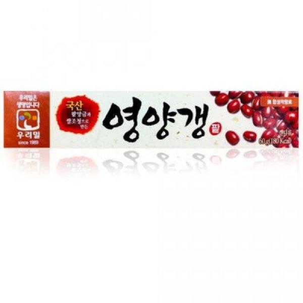 우리밀 우리밀 단팥 영양갱 60g 상품이미지