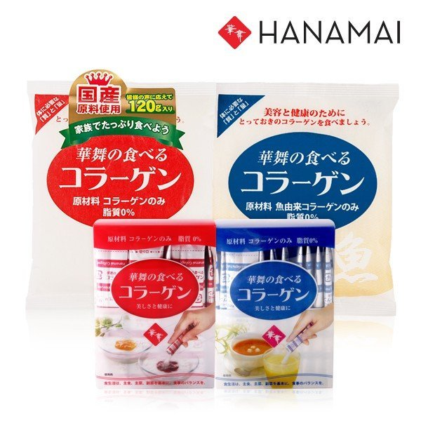 일본1위 순수/피쉬 먹는 저분자 100% 콜라겐 스틱 상품이미지