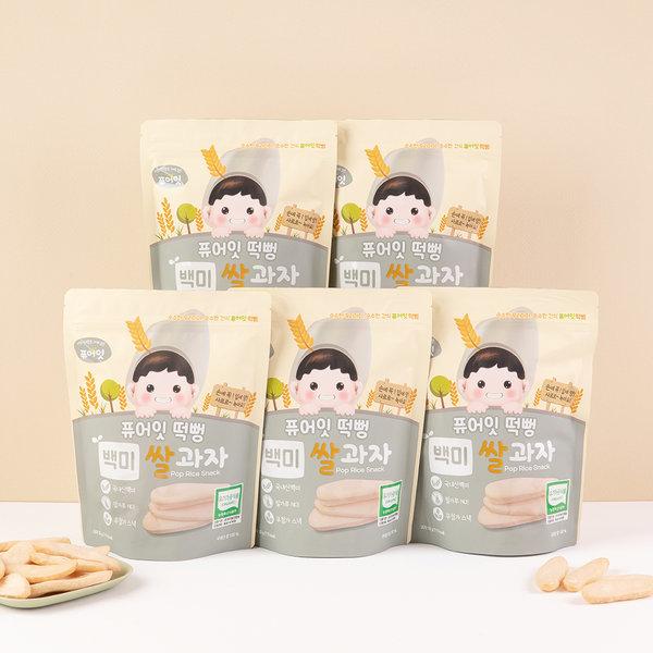 10+2 유기농 쌀과자 아이과자 김 보리차 세트 상품이미지
