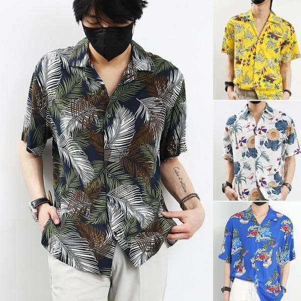 겨울 남자 남성 스판 기모 융 보온 체크 셔츠 남방 상품이미지