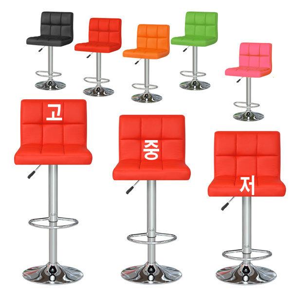 사계절공간연출 체스빠텐큐빅빠의자 오발회전높낮이 상품이미지