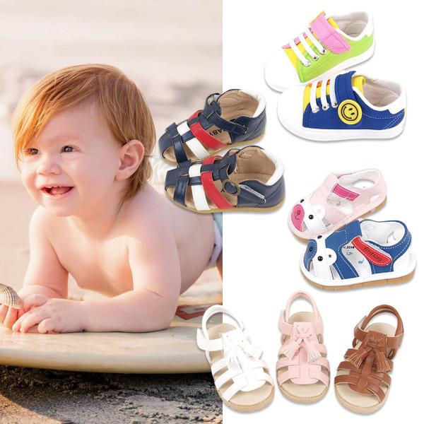 유아보행화 삑삑이 아동 유아 신발 구두 운동화 단화 상품이미지