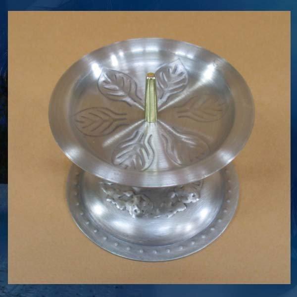 B001/촛대/인테리어촛대/엔틱촛대/은촛대/장식품 상품이미지