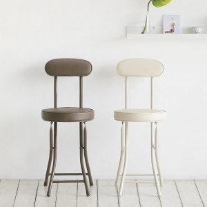 [룸앤홈]접이식의자/간이의자/보조의자/스툴/홈바의자/식탁