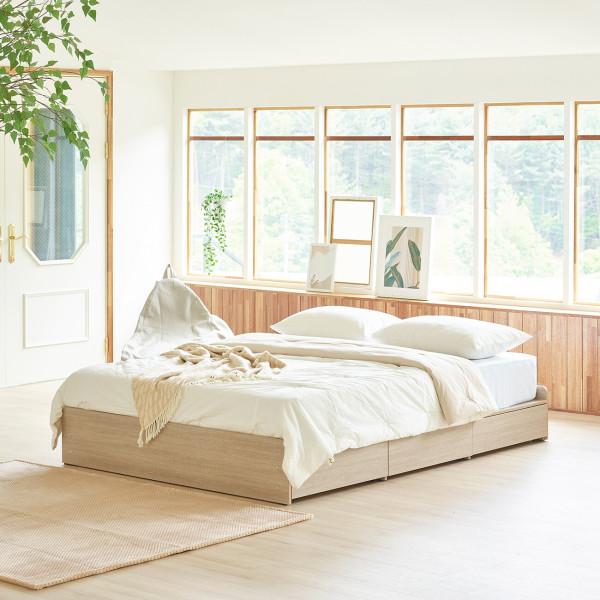 매트포함 서랍형침대 침대프레임/침대매트리스 상품이미지