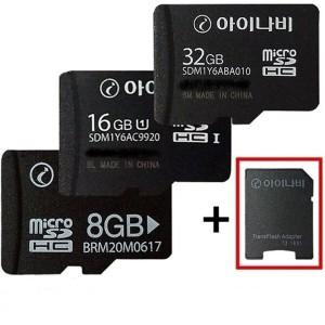 [아이나비]아이나비 정품 MICRO SD 32G MLC 블랙박스메모리카드
