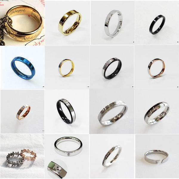 반지의제왕 절대 반지 남자 남성 패션 티타늄 써지컬 상품이미지