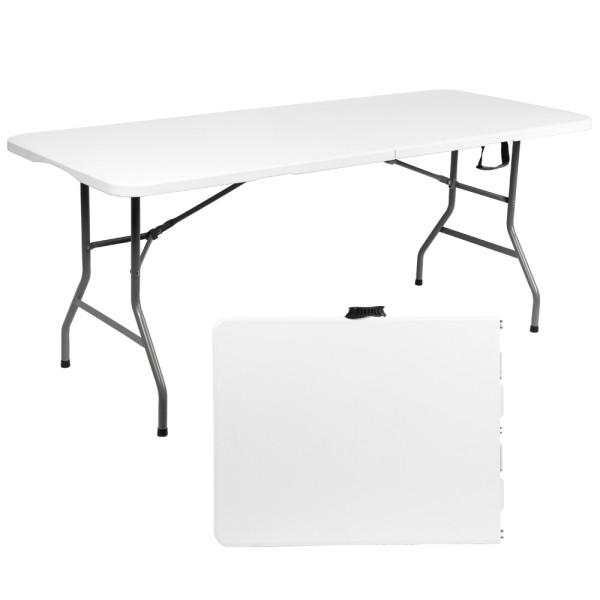 브로몰딩 접이식 테이블 간이 캠핑 식탁 티테이블1800 상품이미지