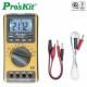 T0638   Prokit 디지털 테스터기(DC/AC/전류) 상품이미지