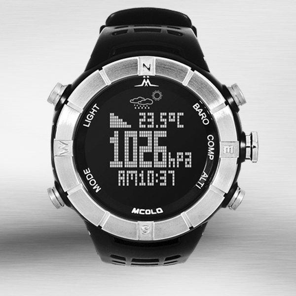 엠콜로정품 스위스센서 등산손목시계 mcolo MC8848 상품이미지