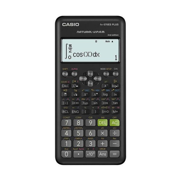 카시오 공학용계산기 FX-570ES PLUS 2nd Edition 상품이미지