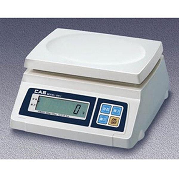 카스 전자저울 SW-1S(20K) (0~20kg측정/10g단위) 상품이미지