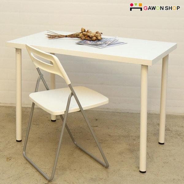 이케아  IKEA LINNMON/ADILS 테이블(100x60) 화이트/ 가원 상품이미지