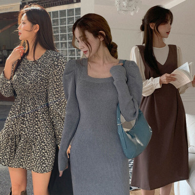 cherryville Autumn New Additional Dress/Knit/Blouse Global Special Price