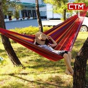 [CTM] Camping hammock / multicolor / durable / portable /
