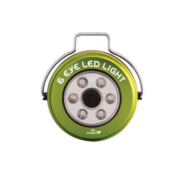 6 아이 LED 랜턴 KM8LT0102 상품이미지