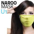 나루마스크 U1/나스카 도전사 마스크/숨쉬기 편안함
