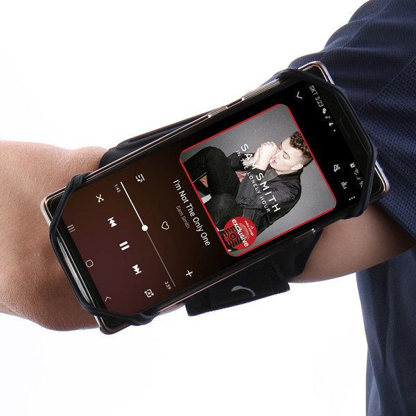 360 스마트폰 암밴드 팔밴드 회전식 탈부착형 상품이미지