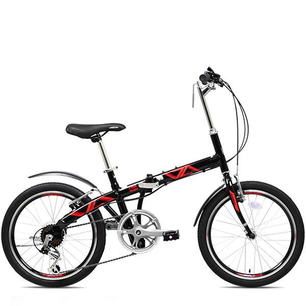 알톤 알루미늄 접이식자전거 라피카GS 20형 시마노7단 상품이미지