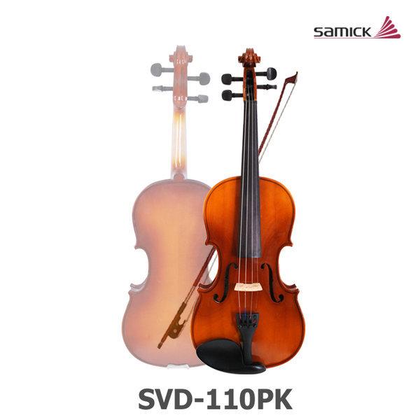 삼익 바이올린 SVD-110PK/ 교육용 바이올린 상품이미지