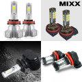 LED안개등/파워/안개등LED/삼성/mixxled/믹스/H16