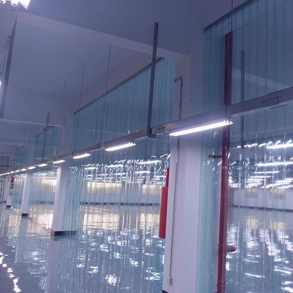 비닐커튼 바람막이 공장 물류센터 대형창고 상품이미지