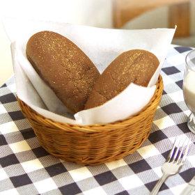브라운브레드 10개/호밀 빵 식전빵 샌드위치 간식