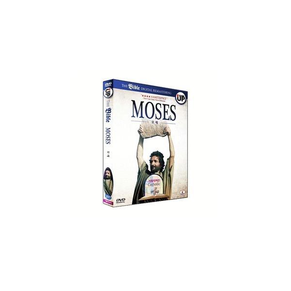 더 바이블 : 모세 개역개정판  가톨릭ver.  종교영화/가톨릭영화 상품이미지