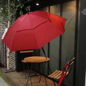 튼튼한대형 의전용 큰우산 고급자동골프 방풍파라솔